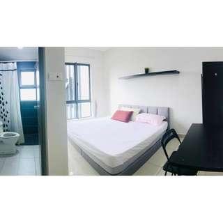 (100% Satisfied Guaranteed) DK Senza Master Room Fully Furnished Bandar Sunway