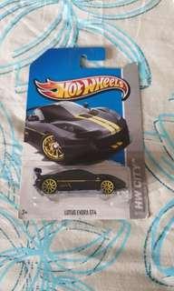 Hotwheels Lotus Evora GT4