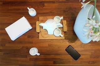 Scanteak Scandinavian Teapot Set