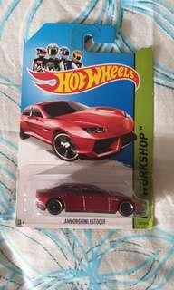 Hotwheels Lambo Estoque