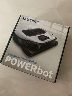 🚚 Samsung robot vacuum powerbot VR7000