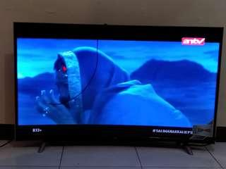 50 inch TCL Smart Curved LED TV bisa youtube dll
