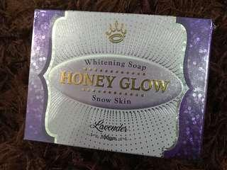 #MakeSpaceForLove (Honey Glow Whitening Soap)