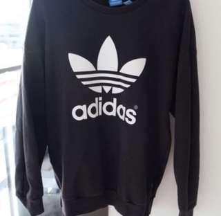 adidas sweater size 6
