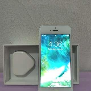 No Nego. Apple iPhone 5 White 32 GB