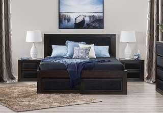 Mykii boutique + Madison mattress king suite