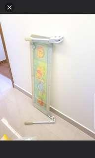 Bed guard for toddler/ kids