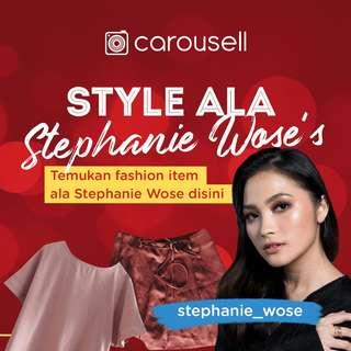Stephaniewose's Closet