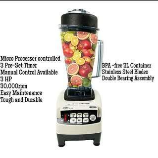 TWK Micro Processor Commercial Blender