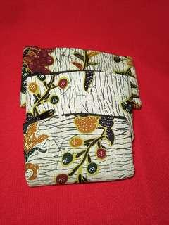 Dompet batik 3in1