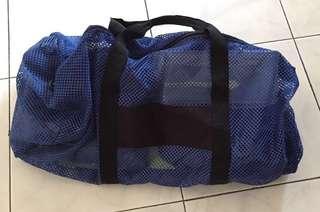 [GARAGE SALE] Trident Mesh Bag