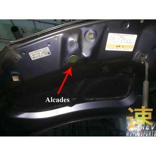 Honda Freed 2009 Alcades Engine Power Optimizer