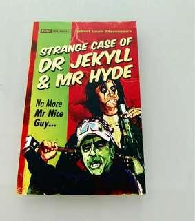 Pulp The Classics Edition, The Strange Case of Dr Jekyll and Mr Hyde