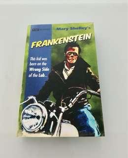 Pulp The Classics Edition, Frankenstein - Mary Shelley