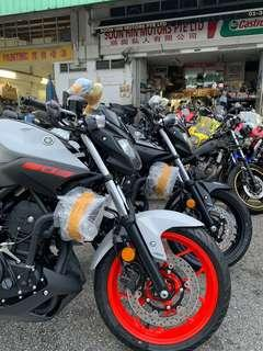 Brand New Yamaha MT-03 ABS For Sale