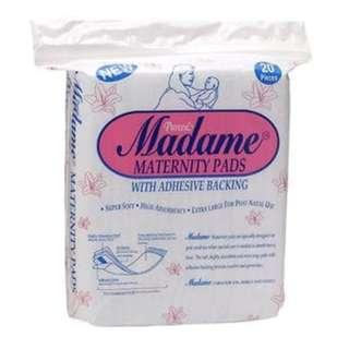 PUREEN MADAME MATERNITY PAD 20s (Used) - $5