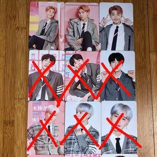 BTS 4th Muster Mini Photocards