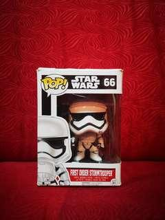 First Order Stormtrooper Funko Pop!