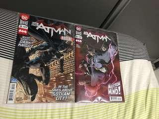 Dc comics Batman #66& annual #3