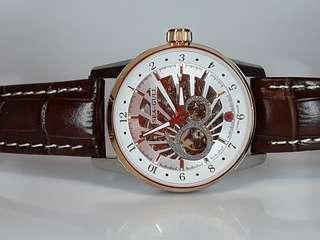 SEAGULL 海鷗錶 X 可樂 - 中華人民共和國誕辰60週年紀念錶 (1949-2009) 限量16488/30000。約40mm ,私人珍藏 ,全新有原盒