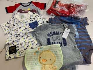 🚚 New baby boy clothes bundle. For infants