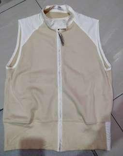 Authentic Balenciaga Golf Sleeveless Vest Jacket