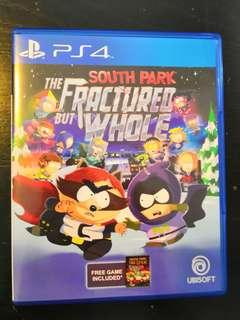 PS4 Used Game South Park The Fractured But Whole