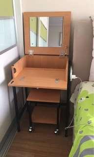 梳妝連凳 梳妝桌 dressing table with stool