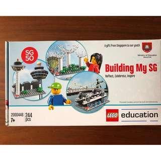 LEGO Education - SG50 Building My SG - $25