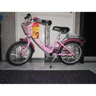 Kids bicycle from Germany – PUKY Prinzessin Lillifee 16''