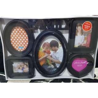 Family photo frame - $10