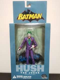 batman 蝙蝠俠 hush jocker 小丑