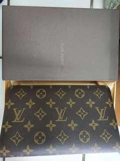 Dompet Louis Vuitton Double Zip Organizer Wallet