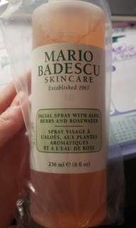 Mario Bandescu Facial Spray