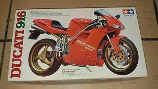 Tamiya 1/12 Ducati 916 電單車 模型