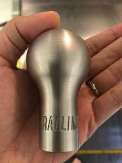 Ralliart & Tomei manual gear knob