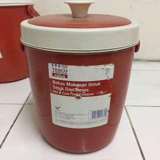 Hot & Cold Food Container
