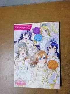 Love Live! School Idol Festival Official Illustration Book 2