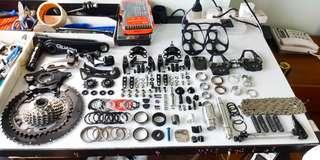 Road bike servicing/full overhaul