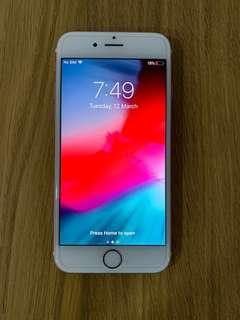 🚚 iPhone 6s 128g rose gold (price firm)