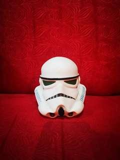 Stormtrooper Coin Bank (head)