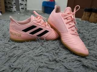 Futsal Shoes Adidas Sala Predator Pink