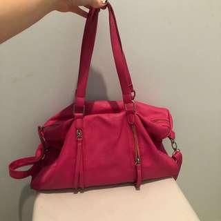 Stadivarius pink bag