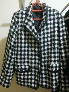 Jaket checkered