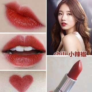 MAC Lipstick #Chili 唇膏
