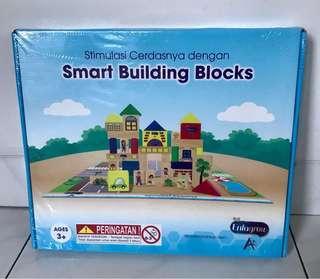 Smart building block