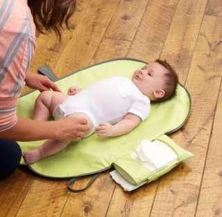 🚚 Newborn Baby Portable Diaper Changing Mat JJOVCE