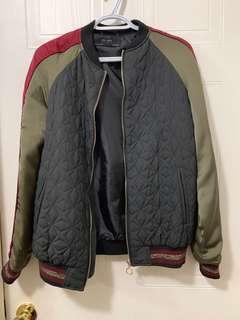 Ladies' Zara bomber jacket