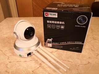 智能網絡攝像機