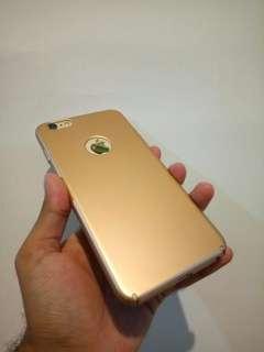 Case baby skin gold iphone 6 plus 6+ / 6s plus 6s+